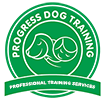 Progress Dog Training Logo